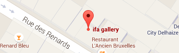 ifa gallery - Brussels