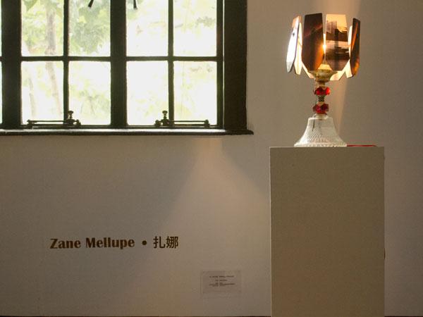 Zane Mellupe room