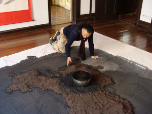 Making Traces – Dai Guangyu solo exhibition @ Ink Studio