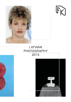 Zane Mellupe in the Latvian Photography Book 2015