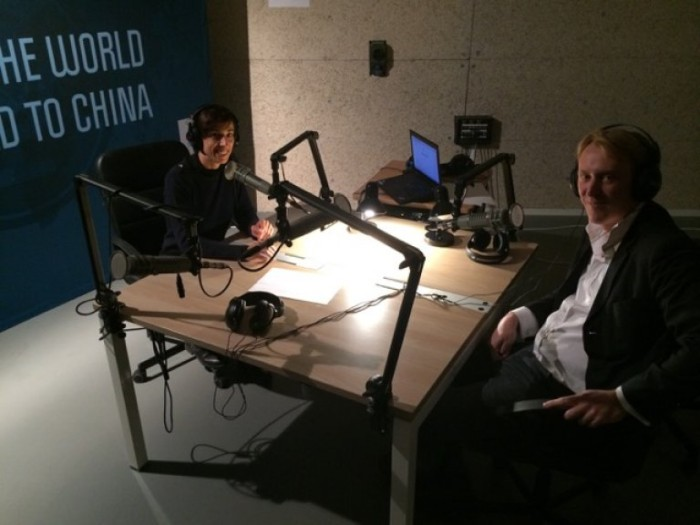 Interview Balade en Chine – GB Times – Radio Chine Internationale