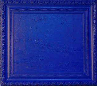 Euthanasia – Dedicated to Yves Klein
