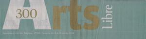 Pierre, bois, papier, ciseaux… – La Libre Belgique/Arts Libre