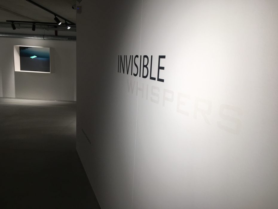 Invisible Whispers @ Morbee Gallery