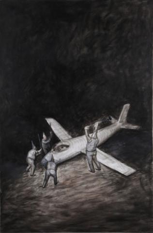 Hitting the Plane