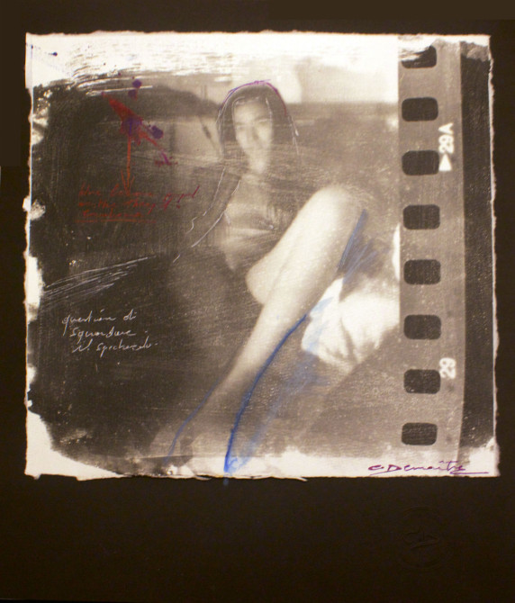 Intimate diary A
