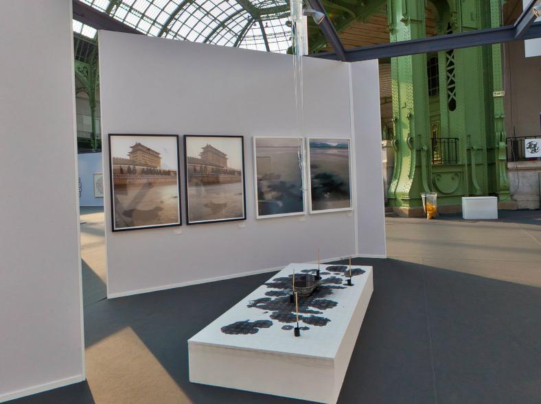 Installation Dai Guangyu – article Le Salon