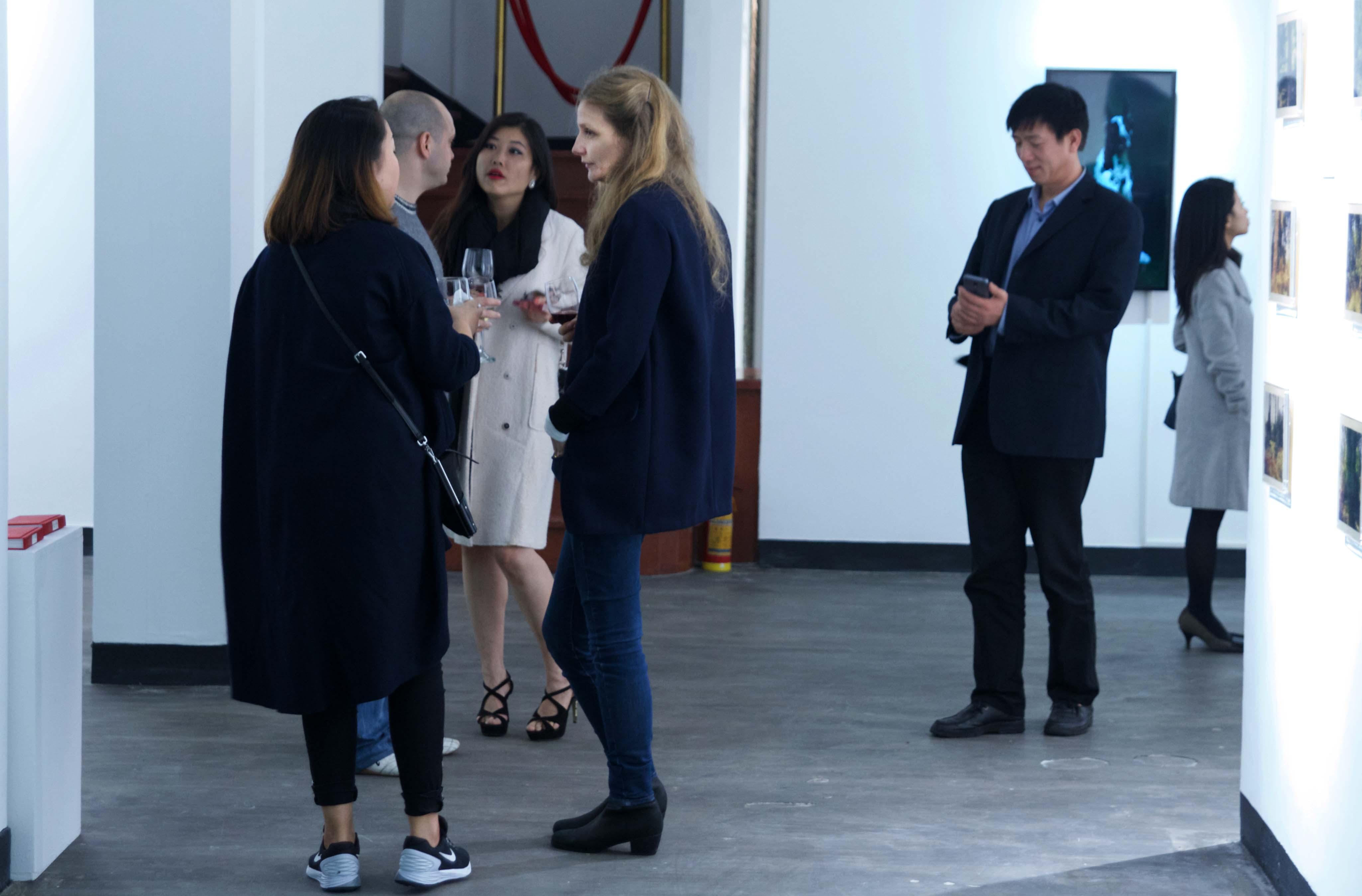 Zane Mellupe Solo Exhibition @ The Bund Art Museum, Shanghai 9