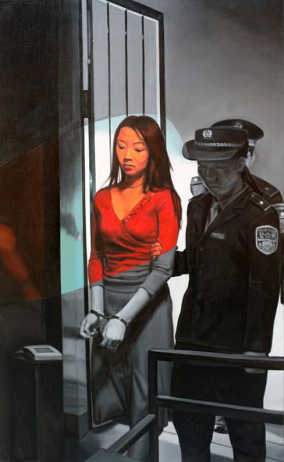 Arresting Prostitutes No.13