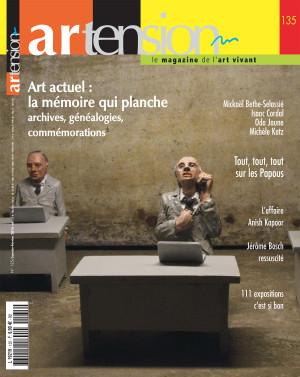 Le Poilu de l'art conceptuel – Artension