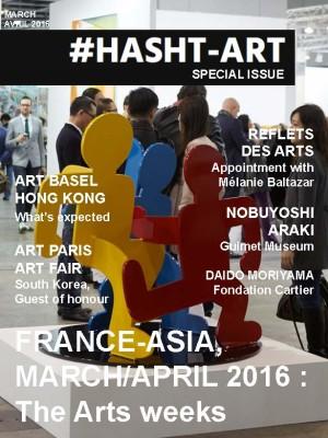 South Korean artists and galleries at ART PARIS ART FAIR
